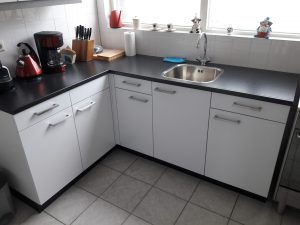 Vervangen keuken, badkamer, toilet - Groen Wonen Vlist